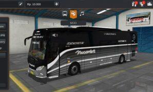 Bus Nusantara JBHD Setra Full Anim