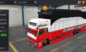 Truck Fuso The Great Full Anim
