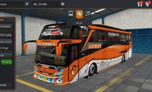 Bus SJM Trans Detective Full Anim