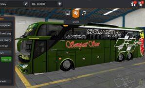 Bus Sempati Star JB3+ SHD Full Anim