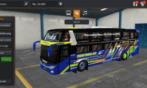 Bus STJ Dream Coach Full Anim