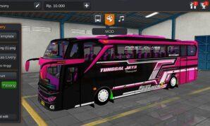 Bus STJ JB3+ SHD Non Facelift Full Anim