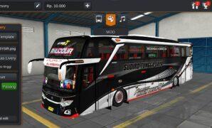 Bus STJ Rhudour Scania Full Anim