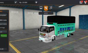Truck Isuzu Giga Full Anim