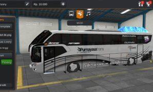 Bus Purnayasa Avante HDD Full Anim