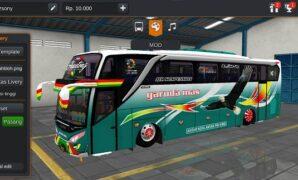 Bus Garuda Mas JB2+ SHD