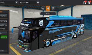 Bus Sambiru 99 Full Anim