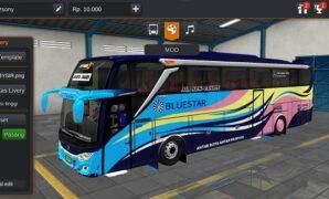 Bus Blue Star JB3+ Mercy Full Anim