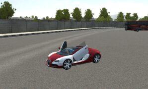 Mobil Bugatti Veyron Full Anim Sport Car