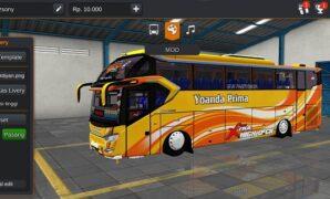Bus Yoanda Prima SR2 XHD Prime
