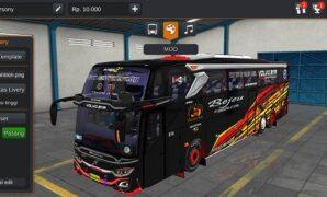 Bus Bejeu Tronton JB3 Volvo Full Anim