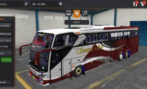 Bus Sempati Star JB3 Volvo Full Anim