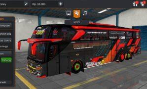 Bus STJ Arvoot Tronton Volvo B11R