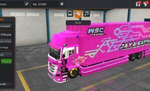 Truck Hino Box C22 Jaya Express