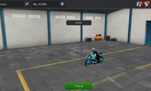 Motor Honda CBR 600RR Full Anim