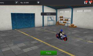 Motor Yamaha R25 Full Anim