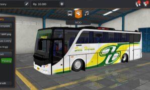 Bus Sari Harum Old Setra Full Anim