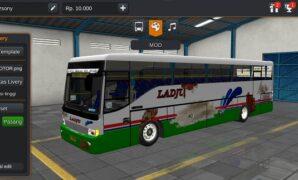 Bus Ladju Concentro Full Anim