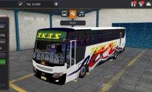 Bus AKAS ASRI Proteus New Full Anim