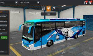Bus Jaya Perkasa Scorpion X Full Anim