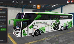 Bus Epa Star JB3+ Tronton Volvo B11R