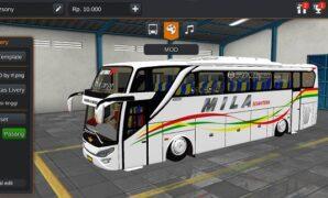 Bus Mila Sejahtera JB2 SHD Full Anim