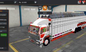 Truck Fuso Tribal Sumatra Jaya Abadi