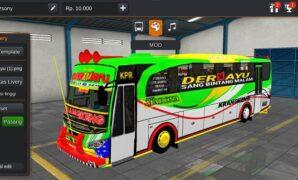 Bus Madona Bumel JBHD Full Anim