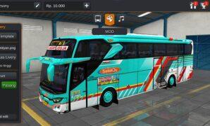 Bus Efisiensi E366 JB3+ SHD