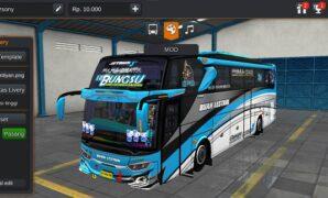 Bus Buah Lestari JB3+ SHD Hino