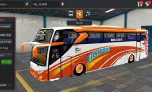 Bus Efisiensi Scania Trans Jawa K360