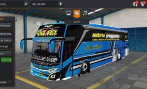Bus Buah Lestari Satria JB3+ HDD