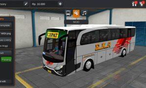 Bus Eka JB2 HD Hino RK Full Anim